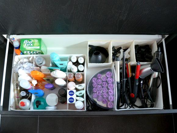 Organiseer je badkamer