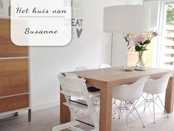 Binnenkijken bij Susanne
