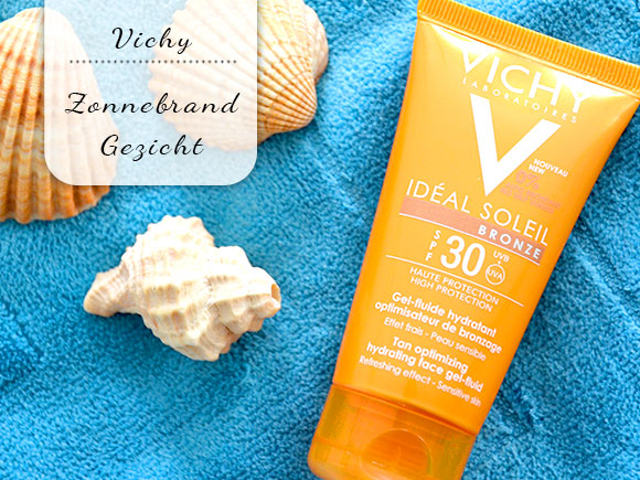 Vichy teint optimaliserende hydraterende gel SPF30