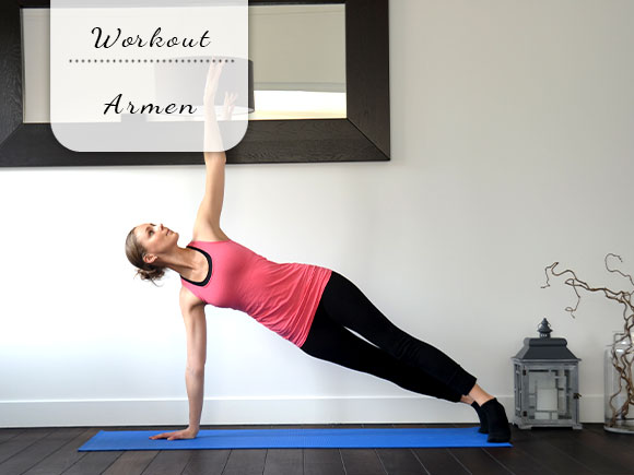 Video: Workout voor strakke armen