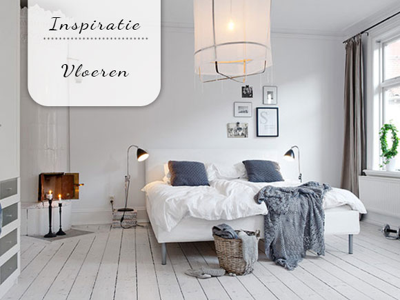 Super Vloeren: wit vs. zwart - My Simply Special &WX22