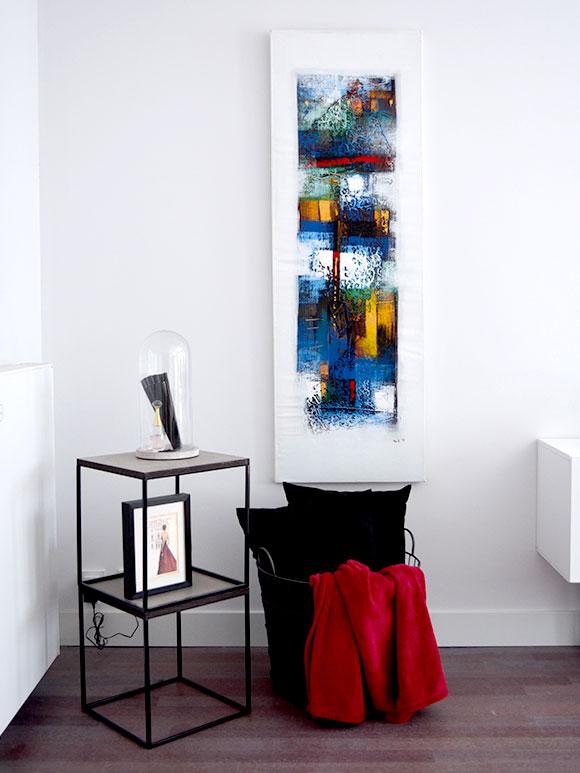 Een kijkje in huis: Wanddecoratie