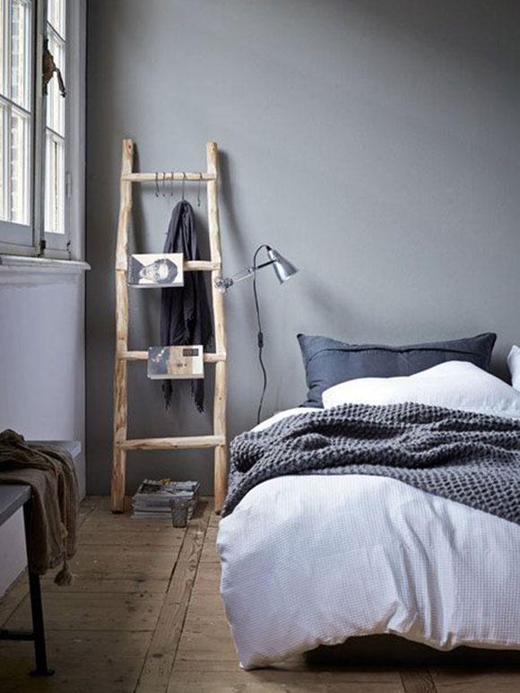 Ladders in huis