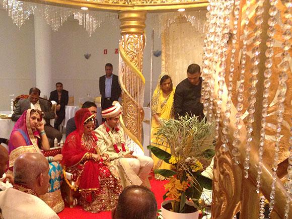 Dagboek: Hindoestaanse bruiloft