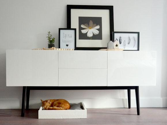 DIY: Kattenmand