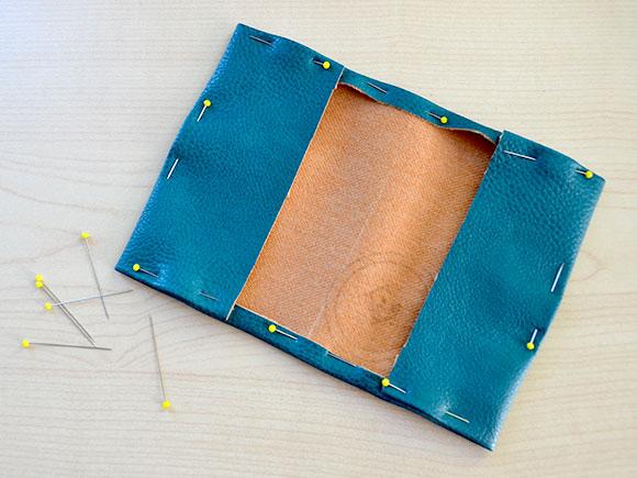 DIY: Paspoorthoesje