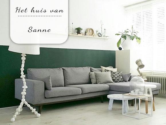 Binnenkijken bij Sanne