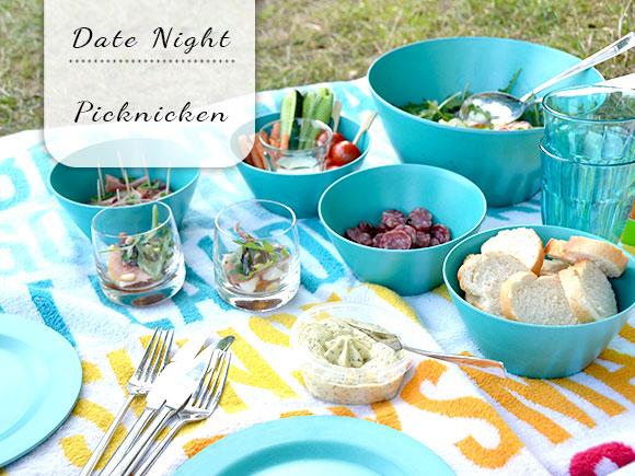 Date Night: Picknicken