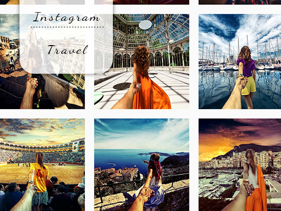 Instagram: Travelers