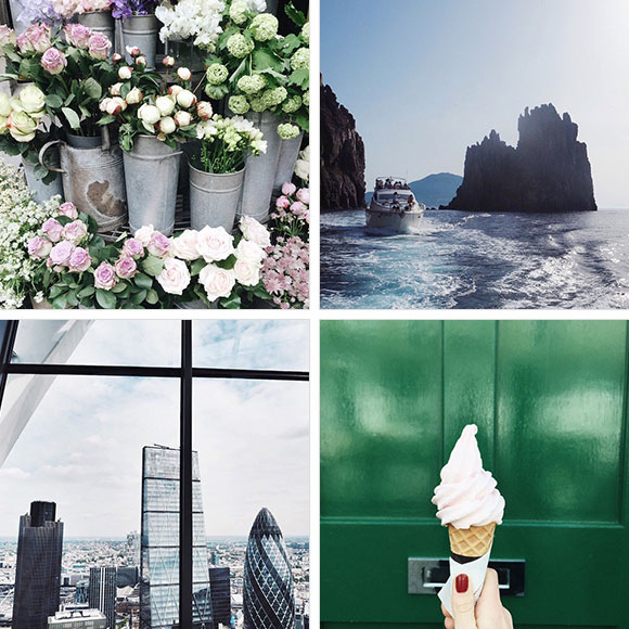 Instagram: Travelers
