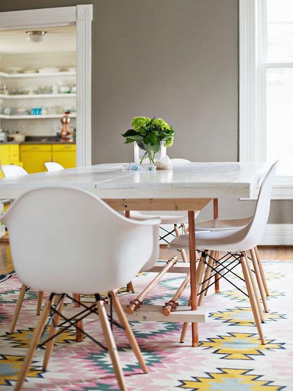 Great vloerkleden maken je huis af with gezellig maken in huis for Huis gezellig maken