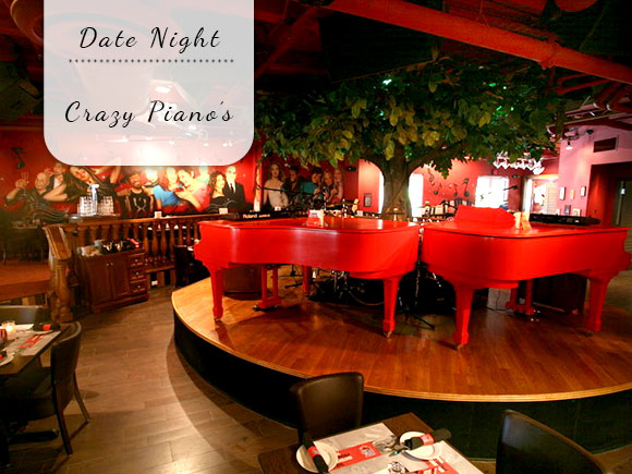 Date Night: Crazy Piano's
