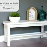 Een kijkje in huis: Decoratie