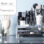 Handige make-up organizers