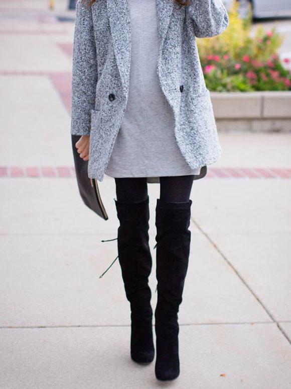 Fashion Fix: Knielaarzen