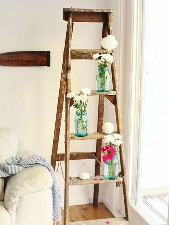 Gooi je vintage ladder niet weg!