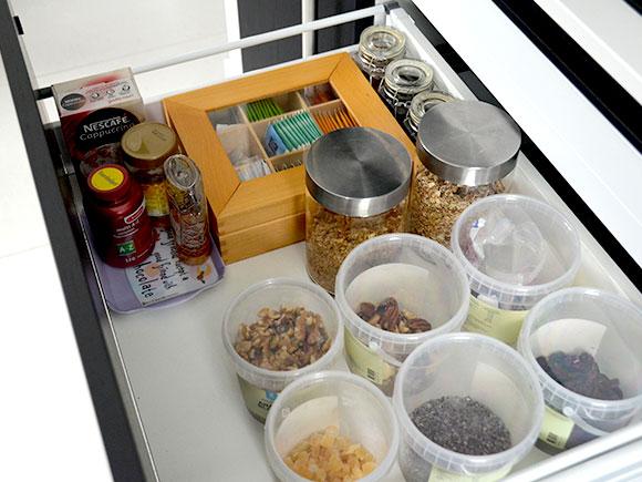 Organiseer je keuken