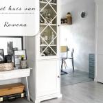 Binnenkijken bij Rowena