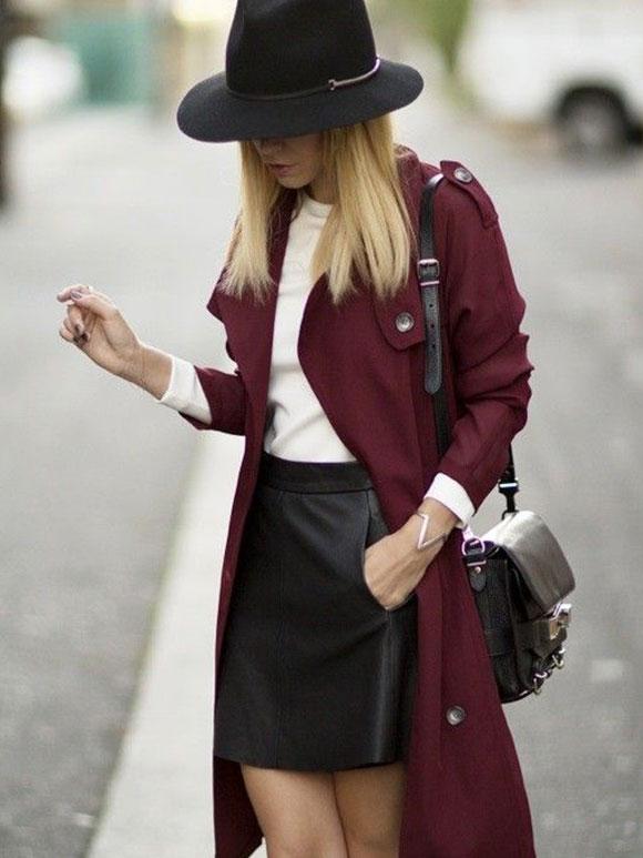 Fashion Fix: Marsala