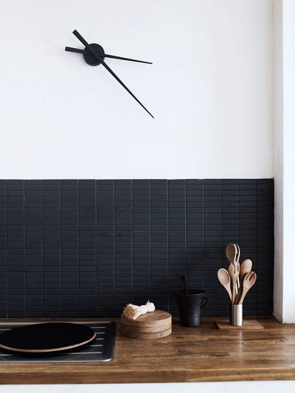 Keuken Zwart Mat : Zwarte Keuken Mat : mat zwarte schoonheid