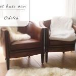 Binnenkijken bij Odilia