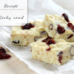 Rocky Road van witte chocola
