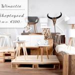 Winactie: Interieurspullen naar keuze t.w.v. €100