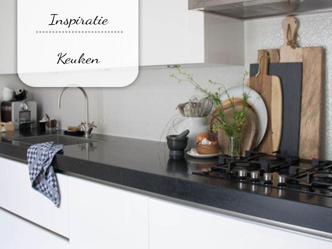 Inspiratie Witte Keuken : Keuken inspiratie my simply special