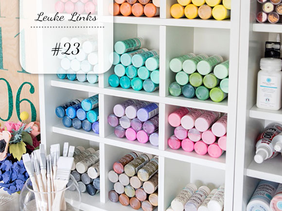 Leuke Links #23 & Spam je blog