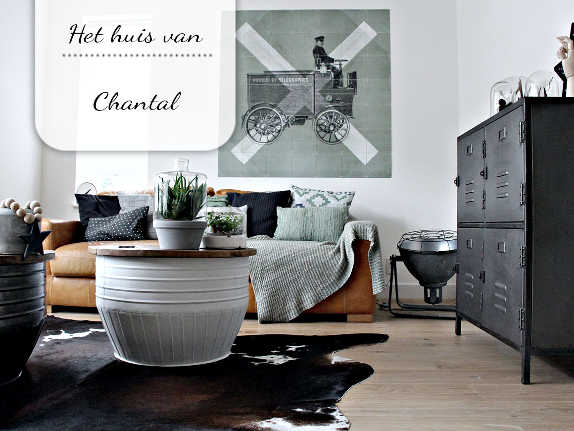 Binnenkijken bij Chantal