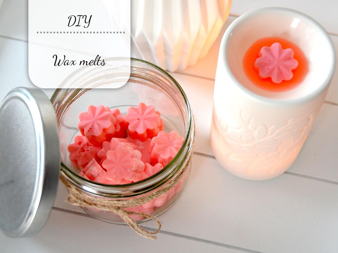 DIY: Wax melts