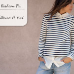 Fashion Fix: Blouse & trui