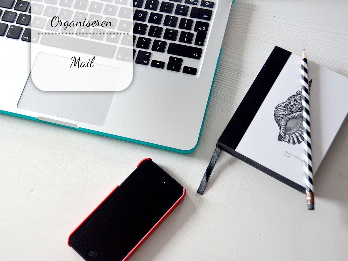 Organiseer je mail