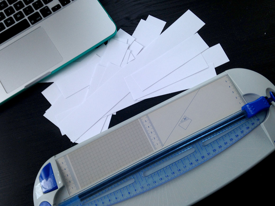Dagboek: Bucket list