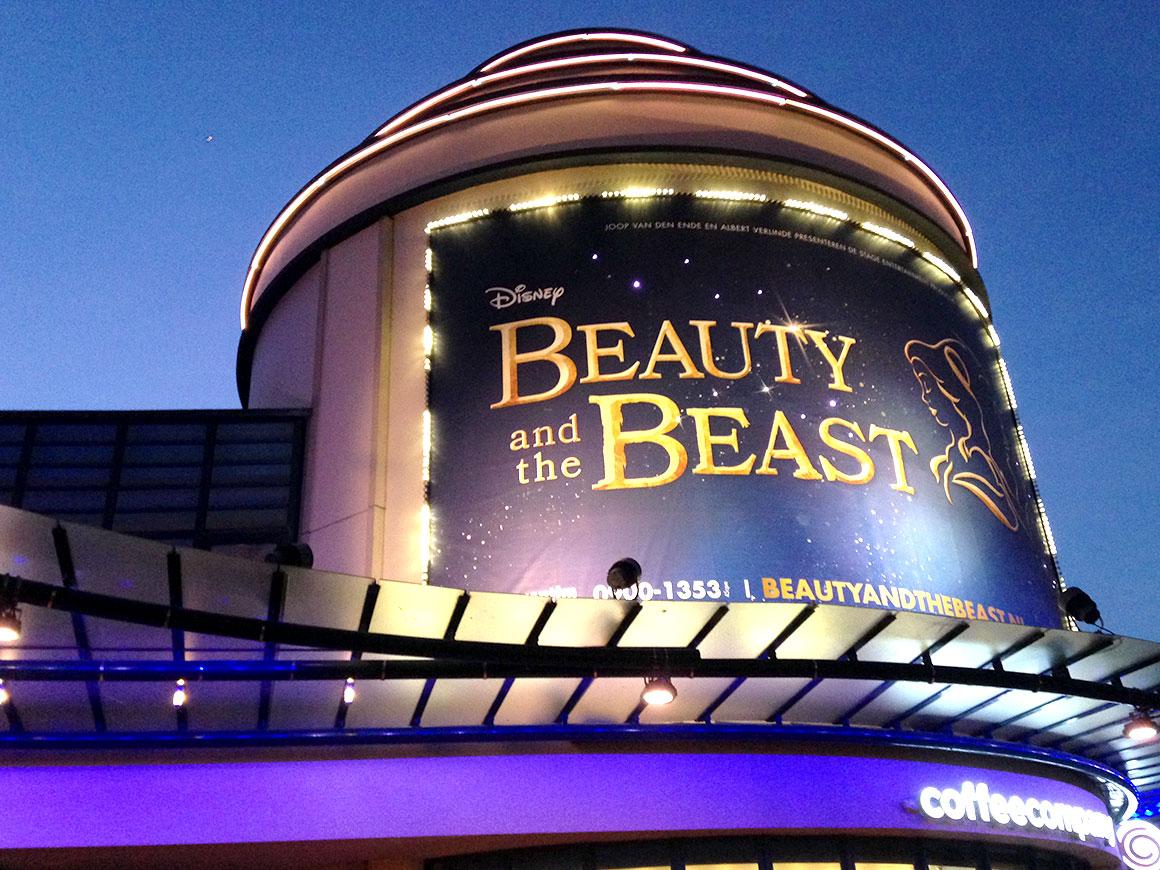 Dagboek: Beauty and the Beast