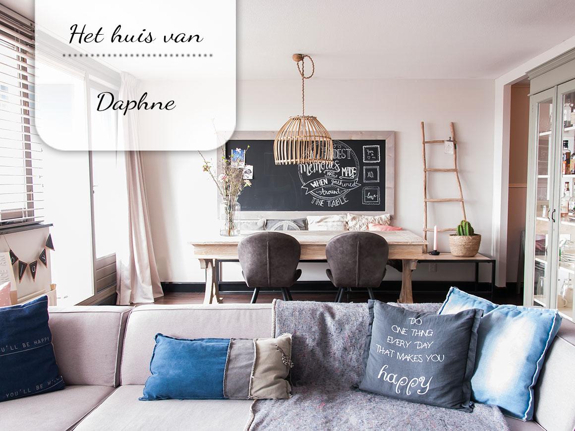 Binnenkijken bij Daphne