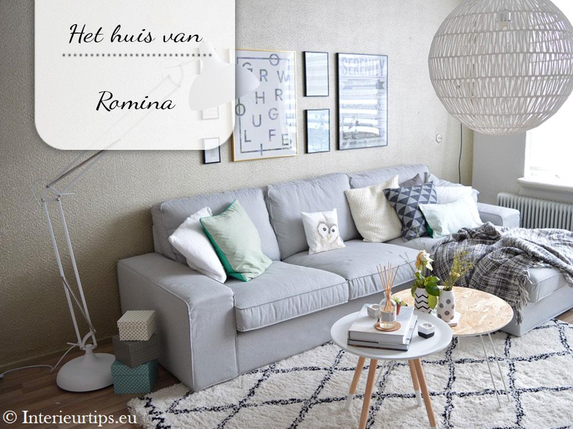 Binnenkijken bij Romina