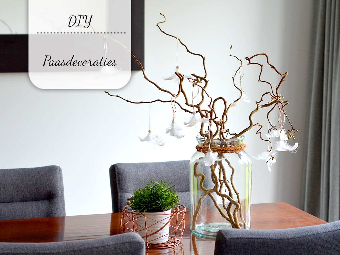 DIY: Leuke paasdecoraties