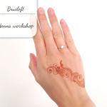 Onze bruiloft: Henna workshop