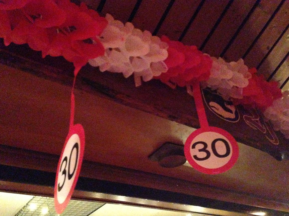 Dagboek: Surprise party