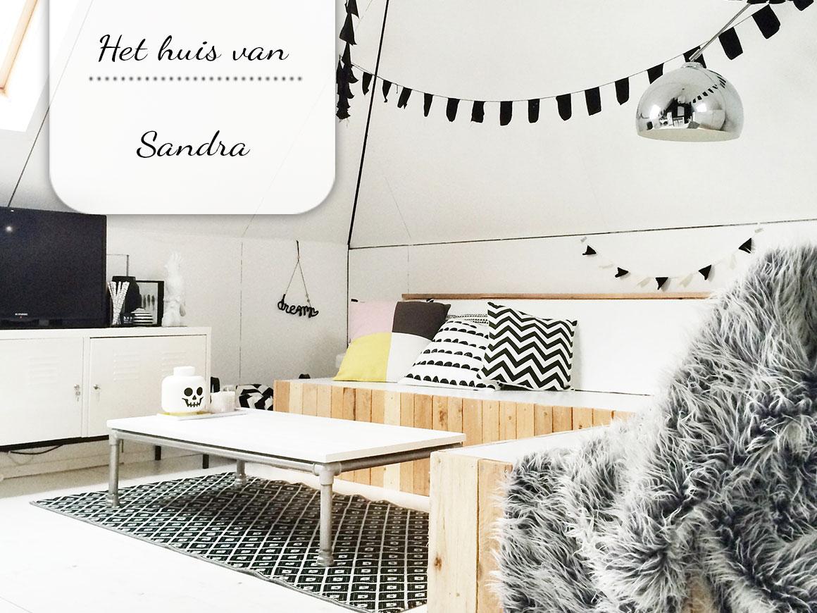 Binnenkijken bij Sandra