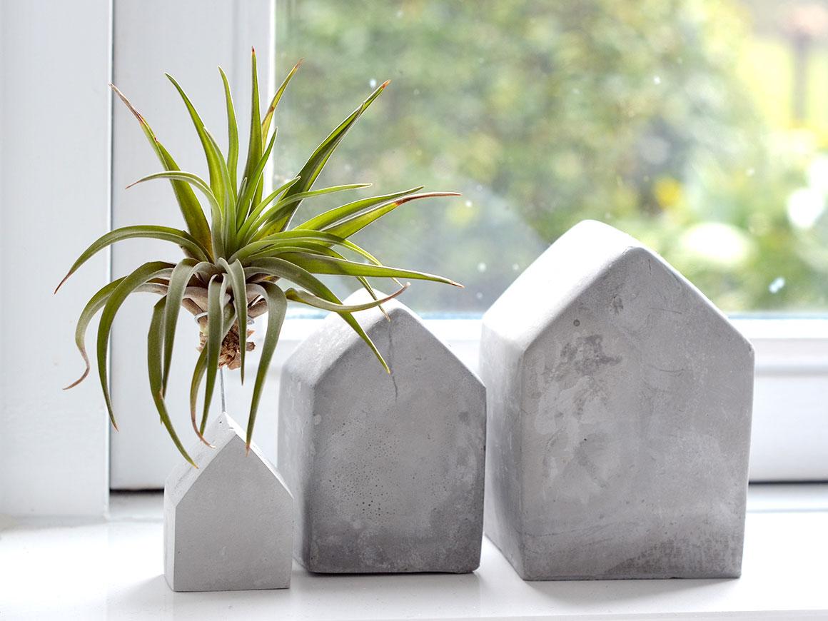 DIY: Huisjes voor je luchtplantjes