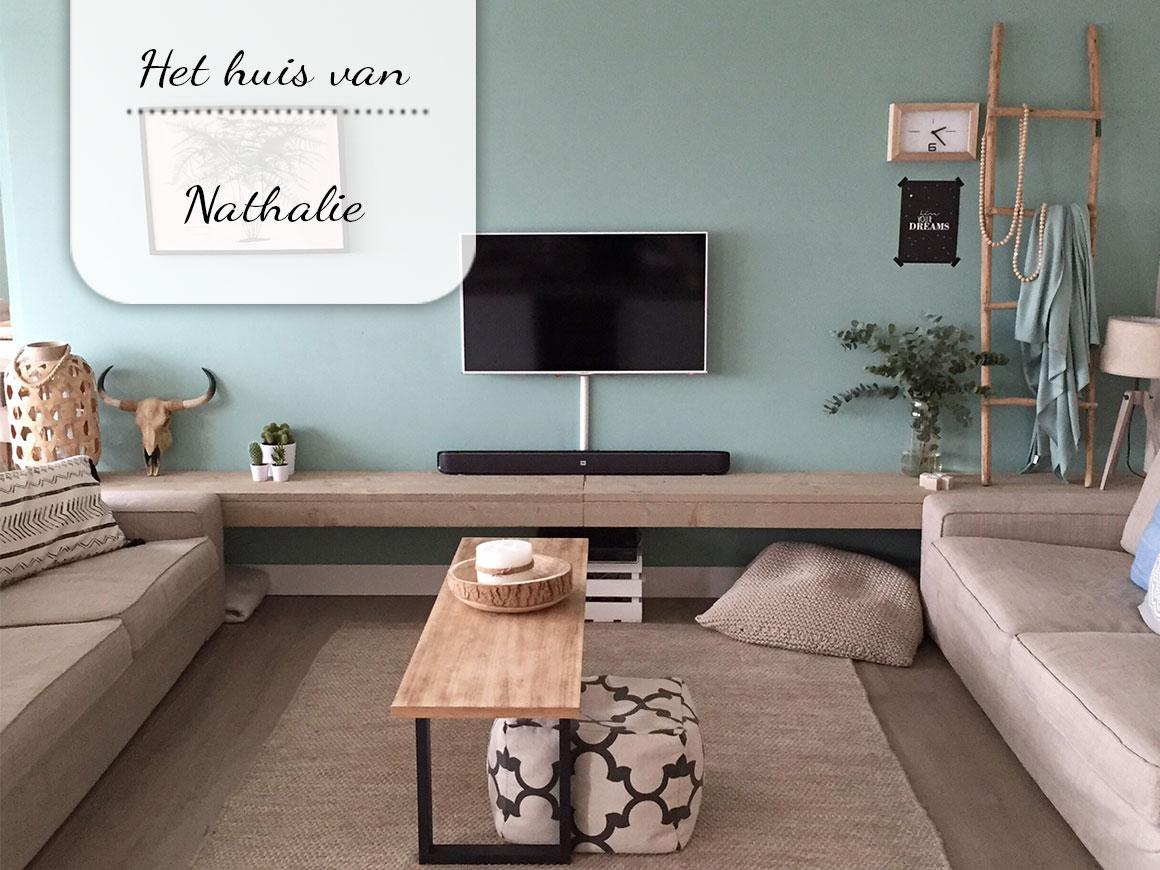 Binnenkijken bij Nathalie