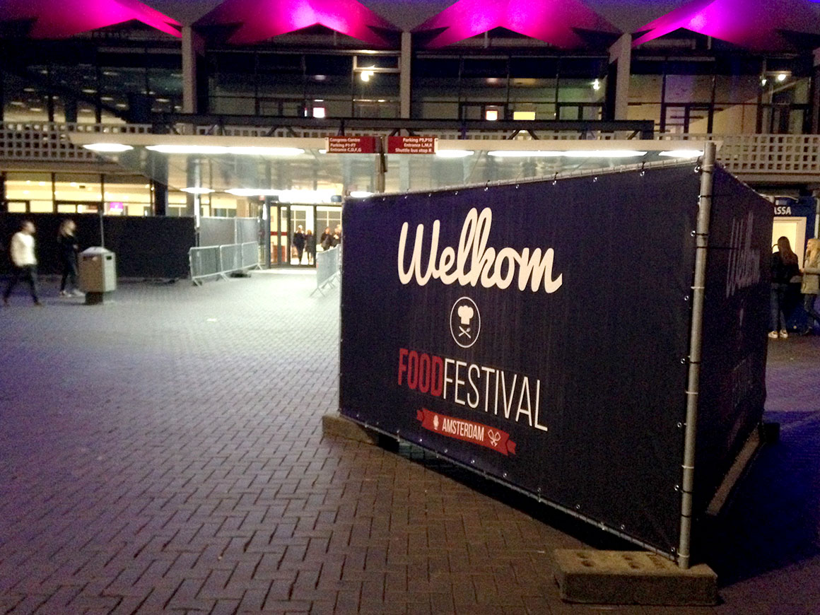Date Night: Foodfestival