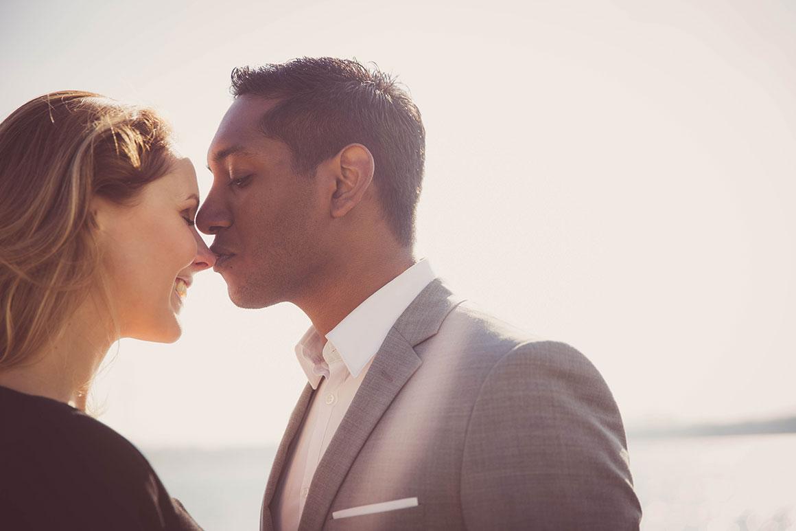 Onze bruiloft: Pre-weddingshoot