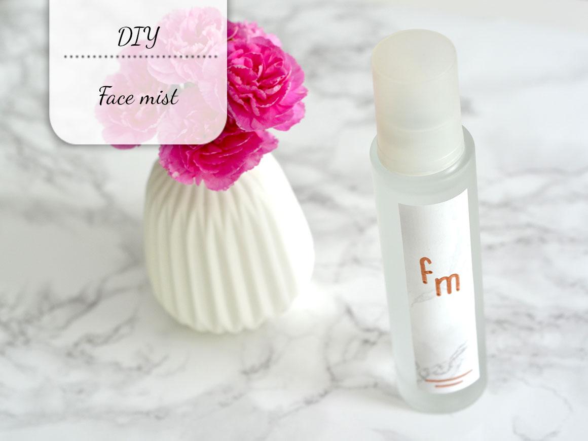 DIY: Face mist voor zomerse dagen