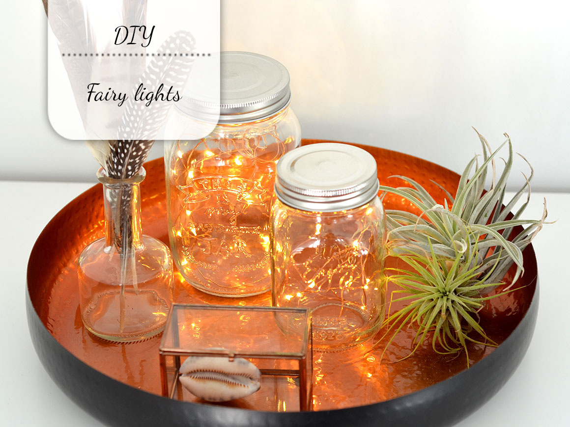 DIY: Fairy lights