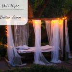 Date Night: Buiten slapen