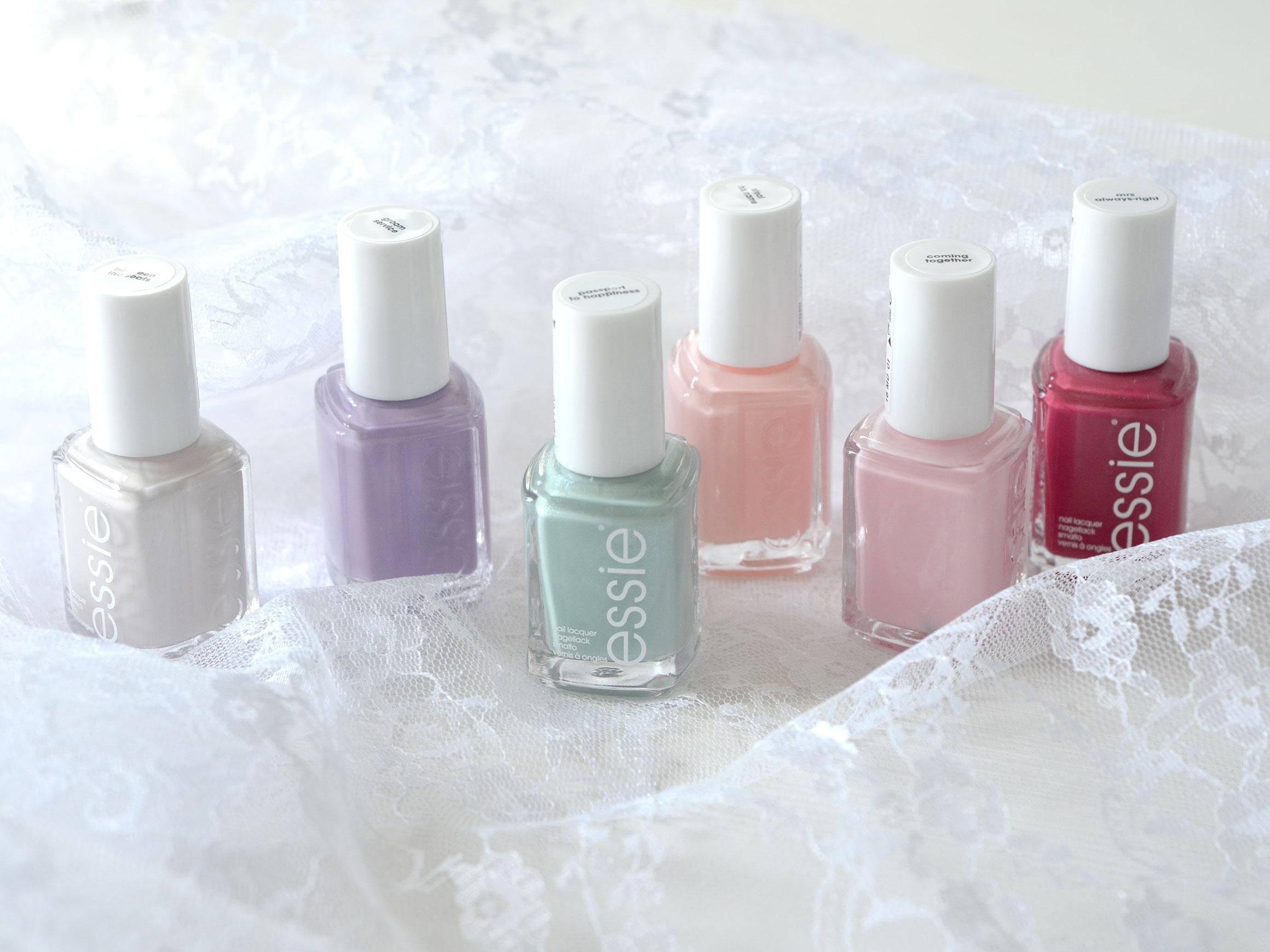 De lieve bridal collection van Essie
