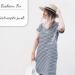 Fashion Fix: Gestreepte jurk